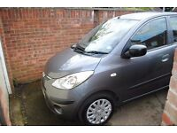 2010 HYUNDAI i10 MOT 2017 S/HISTORY £30 A YEAR ROAD TAX ONLY £2295 P/X POSSIBLE