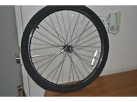 24 inch front wheel