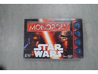 Monopoly Star Wars Brand New Sealed £20
