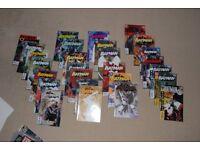 Batman comics job lot