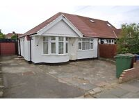 3 bedroom semi-detached bungalow, with off street parking and large garden in Stanmore
