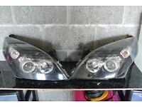 2005-2009 Vauxhall Vectra Sri HeadLights