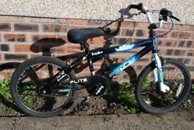 BMX bike, excellent condition with new brake cables