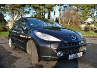 Peugeot 207 1.4 VTi 77k 12month MOT Full service history, very good condition