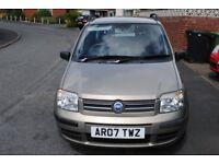 FIAT PANDA DYNAMIC 1242cc 5 DOOR HATCH FULL MOT S/H 86000 £1395