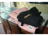 NEW Retail Quality Women's Hoodies Job Lot x76 Various Colours Ideal For Car Boot Market Trader