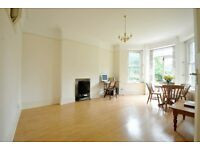 Shoot Up Hill - Large 2 bedroom ground floor flat offered furnished and in very good condition