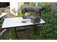 CYLINDER ARM WALKING FOOT Industrial Sewing Machine-BOUNCY CASTLES,UPHOLSTERY, HANDBAGS
