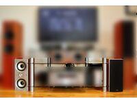 2x Polk Audio Monitor 40 Speaker