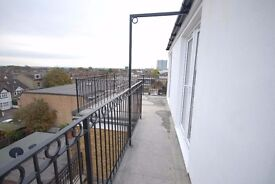 3 Double Bedroom PENTHOUSE To Rent, Colliers Wood