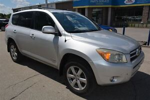 2008 Toyota RAV4 LIMITED/AWD