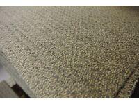 Beige/Brown Mosaic Carpet Tiles