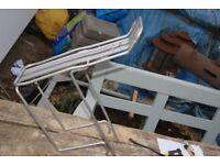 aluminium bike rear seat carrier