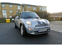 MINI Hatch 1.6 Cooper 3dr Low Mileage, FSH low insurance, low road tax