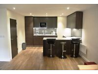 Beautiful Modern 2 Bedroom Flat in New Apartment Block - with Gym, Swimming Pool and Parking Space