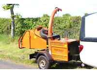 Wood Chipper Timberwolf 150 DHB,Good condition,Can see working Cash on Collection £4500 No VAT