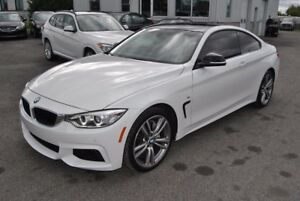 2014 BMW 4 Series 435i xDrive M Sport , Navigation , Red Interio