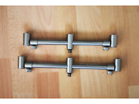 3 rod adjustable buzzer bars Matrix Innovations rock solid