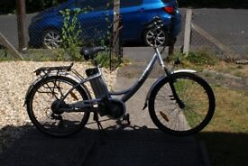 PRO RIDER E_TOURER ELECTRIC BICYCLE