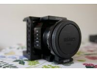 Blackmagic Micro Cinema Camera Shooting Kit For Sale