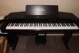 Yamaha Clavinova CVP 85A piano with 88 keys - faulty for parts