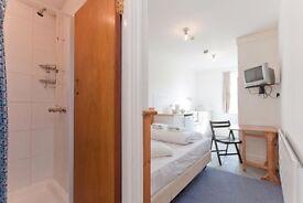 Double Studio Swiss Cottage £320 per week all bills