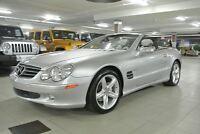 2004 Mercedes-Benz SL-Class SL500 DECAPOTABLE