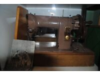Vintage Sewing Machines- Singer, Bradbury, Winselmann. £30-70, Please Enquire.