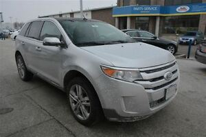 2013 Ford Edge LIMITED AWD, NAV, LEATHER, SUNROOF, 20 RIMS