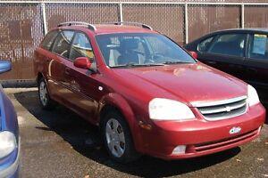 2006 Chevrolet Optra Familiale LT