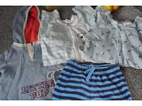 3 - 6 month Baby Boys Clothing Bundle
