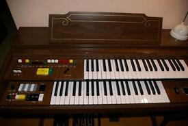 Yamaha Electone Organ. + Stool,Manual>