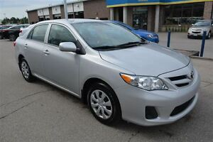 2013 Toyota Corolla CE/ENHANCED CONVENIENCE/HEATED SEATS/BLUETOO