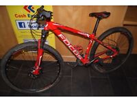 FOCUS WHISTLER 29R 4.0 RED 2015 GENTS BIKE