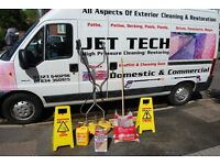 Jet-Tech Cleaning