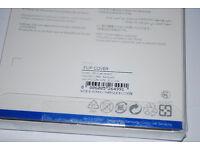 JOB-LOT Official Samsung Galaxy Note II Flip Cover. EFC1J9FWEGSTD Note 2 Case - White