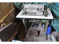 Juki Industrial lockstitch sewing machine Model DDL-227 Single Phase,