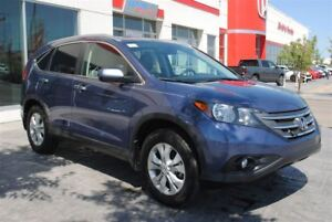 2014 Honda CR-V Touring *C/S*Local Vehicle, One Owner*