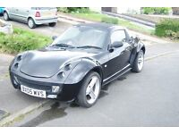 Smart Roadster Convertible - Perfect Runner!