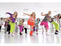 Zumba Fitness Classes in Eastbourne, Old Town Eastbourne at Eden Blue