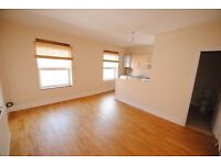 One bedroom flat with open plan living room close to Finchley Central Station N3