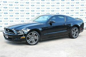 2013 Ford Mustang Coupe V6 *6 spd Manual*
