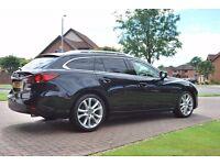 2014 Mazda 6 Sport Nav Estate Auto