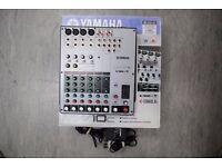 Yamaha MW10c USB Mixing Desk £140