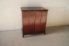 Quality Stag Linen Cupboard