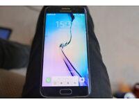 Samsung S6 edge cracked screen