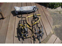 Grivel crampons and bag