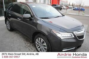 2014 Acura MDX Navigation Package *Clean Carproof, Local Trade*