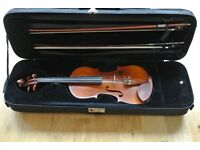 Good quality full-size 4/4 violin in excellent condition