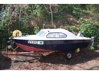 *Boat For Sale* 17 ft Mariner Fishing / Leisure with trailer. Card payments accepted